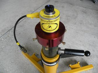 meyer jacks, aircraft jack adapters, meyer jack adapters, tronair jack adapters, aircraft scale jack adapters, aircraft weighing, aircraft scales, aircraft weighing equipment, helicopter weighing equipment, helicopter scales, helicopter weighing