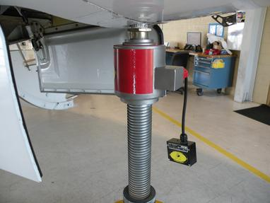 aircraft weighing equipment, helicopter weighing equipment, helicopter weighing scales