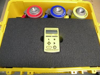 Wireless aircraft scale,  wireless aircraft scales,
